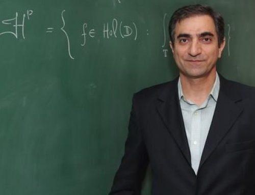 جواد مشرقی رئیس انجمن ریاضی کانادا شد
