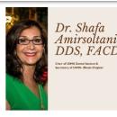 دکتر شفا امیر سلطانی. هیات مدیره انجمن پزشکان ایرانی و امریکایی. آمریکا