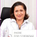 مهناز شیرازی. متخصص جراحی کودکان. آلمان